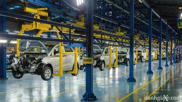 Giá bán xe ô tô lắp ráp trong nước chịu ảnh hưởng bởi các chính sách về thuế