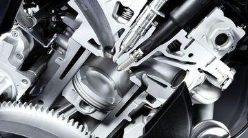 Vòi phun của hệ thống nhiên liệu EFI đa điểm