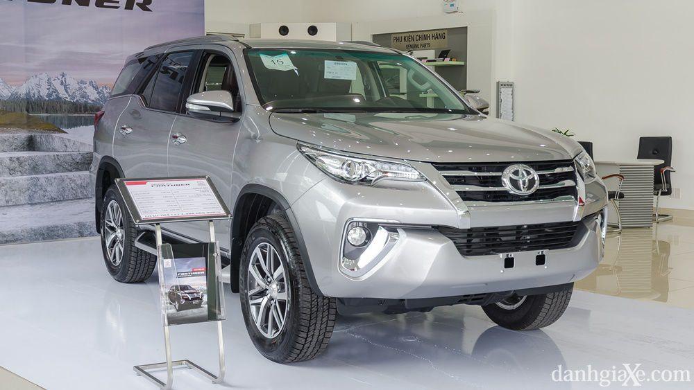 Đánh giá sơ bộ Toyota Fortuner 2018