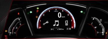 Danh gia chi tiet xe Honda Civic RS 2019