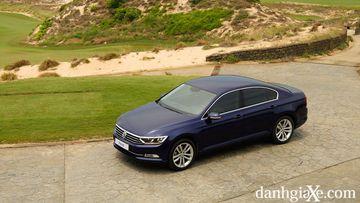 Đánh giá sơ bộ xe Volkswagen Passat 2019