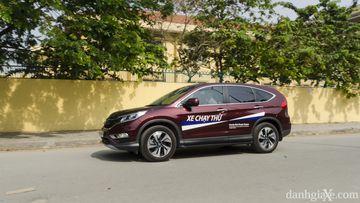 Hãng dầu nhớt cho ô tô nổi tiếng là Totachi và các tạp chí Danhgiaxe đánh giá chi tiết chiếc Honda CR-V