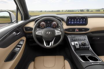 2021 hyundai santa fe 24 copy copy 100142 Đánh giá sơ bộ xe Hyundai Santa Fe 2021