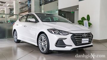 Một mẫu sedan phổ biến tại thị trường Việt Nam