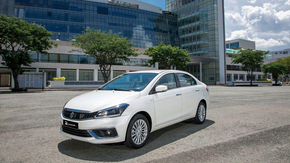 Đánh giá sơ bộ xe Suzuki Ciaz 2021
