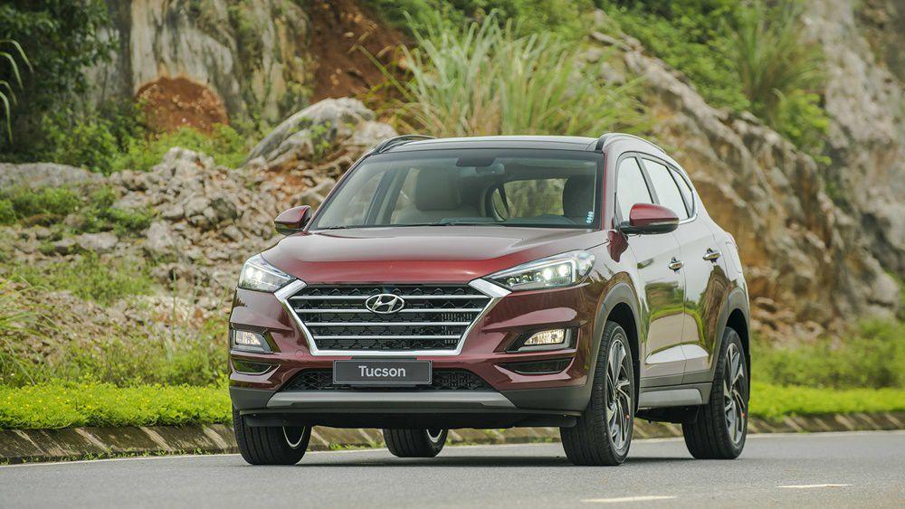 Đánh giá sơ bộ xe Hyundai Tucson 2019