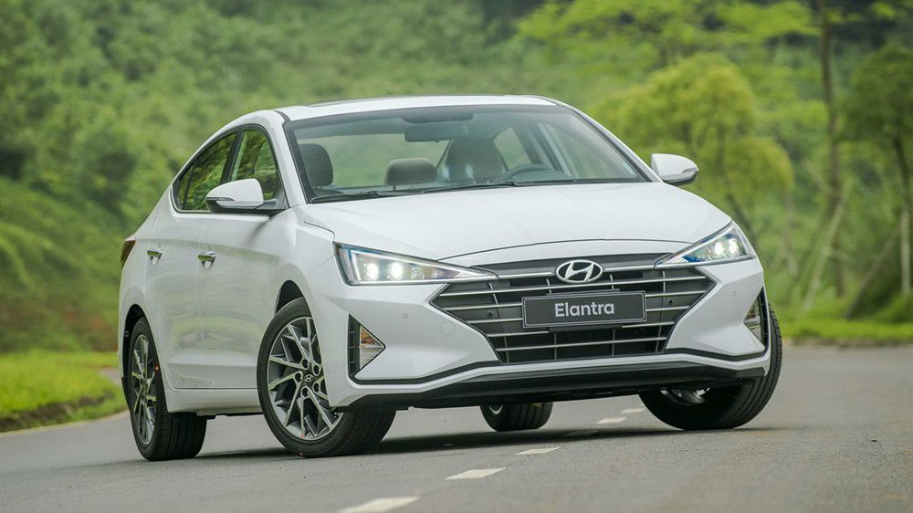 Đánh giá sơ bộ xe Hyundai Elantra 2019