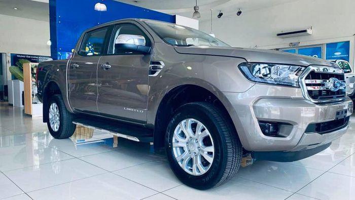 Ford Việt Nam Giới Thiệu Everest Va Ranger Limited 2020 Tại Việt Nam