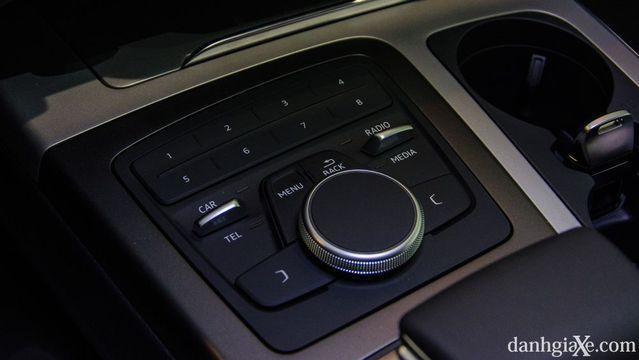 Đánh giá sơ bộ xe Audi Q7 2019