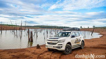 Đánh giá sơ bộ Chevrolet Trailblazer 2019