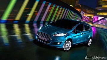 Đánh giá sơ bộ Ford Fiesta 2019