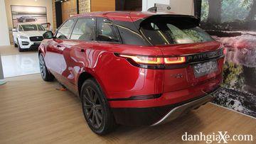 Danh gia so bo xe Land Rover Range Rover Velar 2019