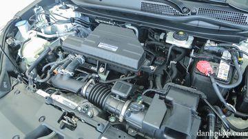CR-V 2021 vẫn sử dụng động cơ tăng áp VTEC 1.5L