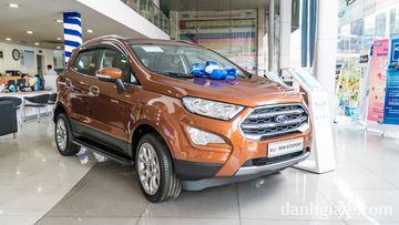 Đánh giá sơ bộ Ford Ecosport 2018