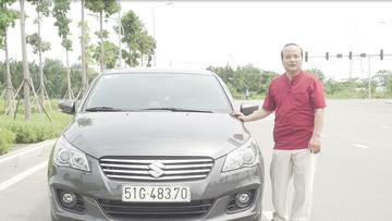 Anh Lê Hồng Tuấn - chủ nhân xe Suzuki Ciaz 2017