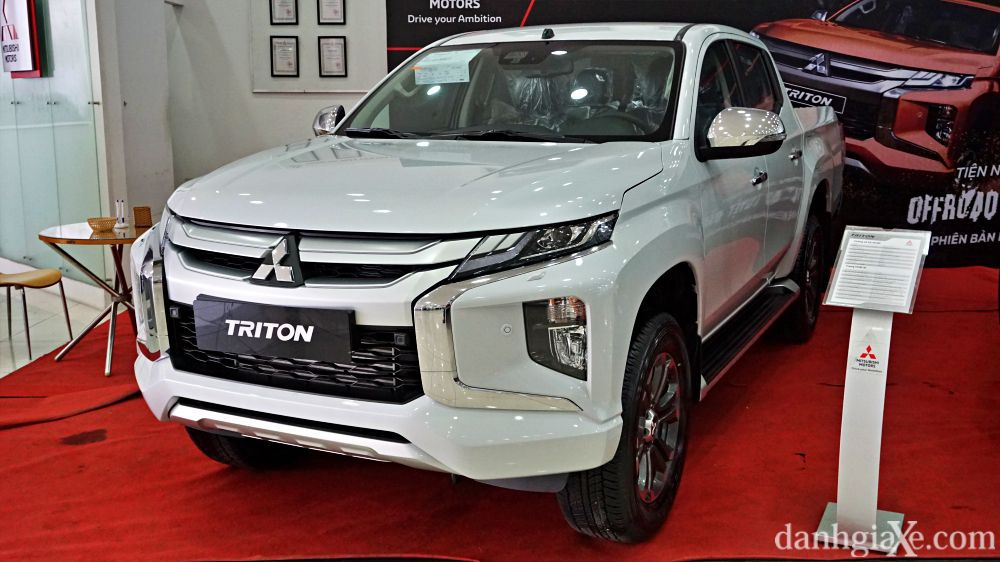 Xe bán tải triton 2020
