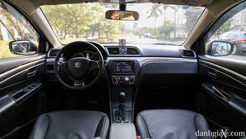 So sánh nên mua Suzuki Ciaz hay Nissan Sunny trên thị trường Việt? 15