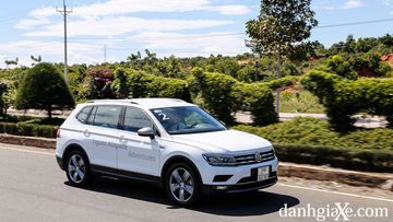 đanh Gia Chi Tiết Volkswagen Tiguan Allspace 2019 Qua Hanh Trinh 800 Km 1 Xe Oto Tv