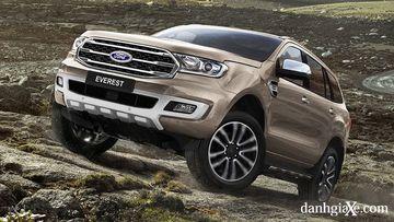 Danh gia so bo Ford Everest 2018
