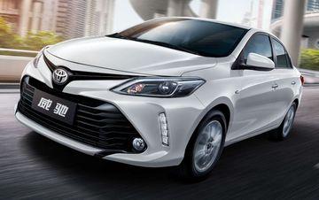 Toyota Vios bản dành cho thị trường Trung Quốc
