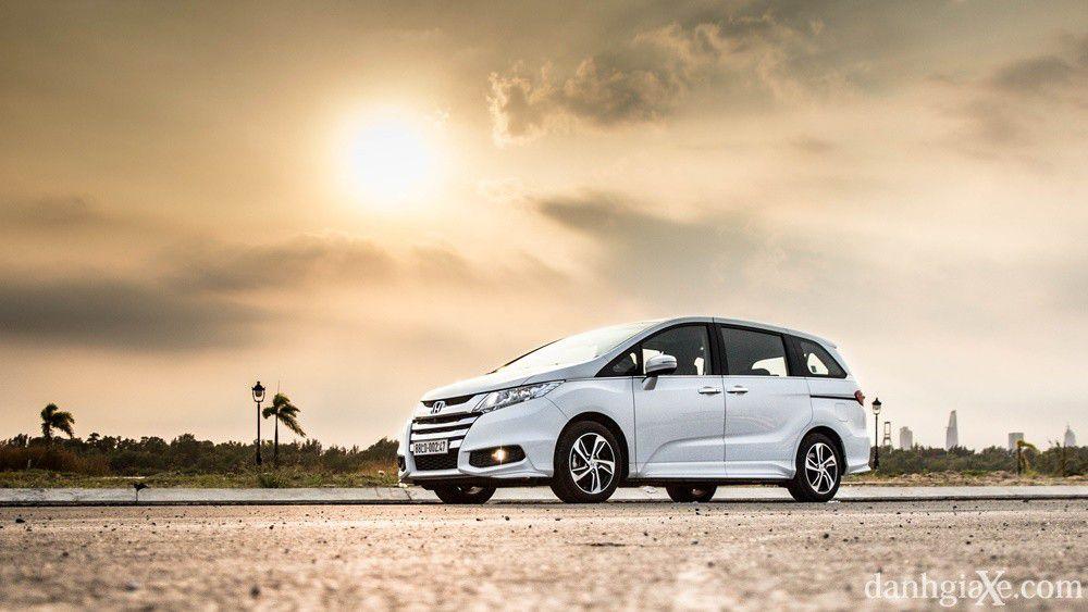 650 chiếc Honda Odyssey và Accord sẽ bị triệu hồi tại Việt Nam