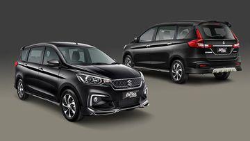 Suzuki ertiga 2020 ราคา