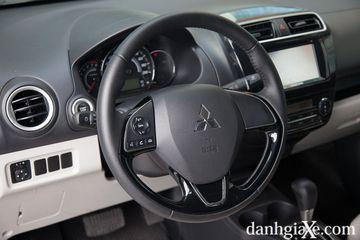 Danh gia so bo Mitsubishi Attrage 2018