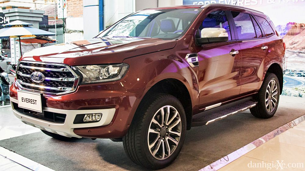 Preliminary assessment of the Ford Everest 2020 – ElectroDealPro