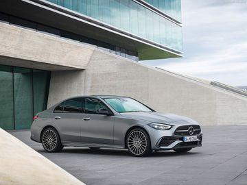 Đánh giá sơ bộ xe Mercedes-Benz C-Class 2021