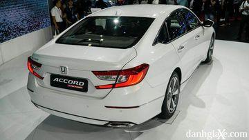 VMS 2019 Danh gia so bo xe Honda Accord 2020