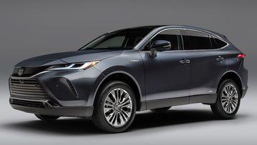 Đánh giá sơ bộ xe Toyota Venza 2020