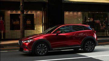 Mazda CX-3 là mẫu xe mới nhất trong phân khúc B-SUV tại Việt Nam