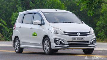 Danh gia so bo Suzuki Ertiga 2018