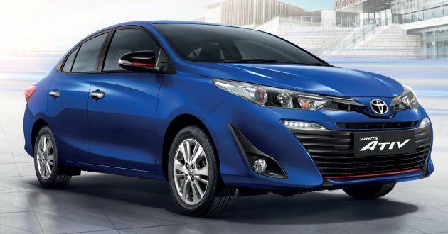 Toyota Yaris sedan trình làng Đông Nam Á, giá từ 320 triệu Đồng