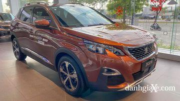 Đánh giá sơ bộ xe Peugeot 3008 2020