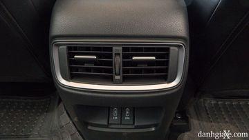 Trên Honda CR-V 2021, tất cả các hàng ghế đều được trang bị cửa gió điều hòa