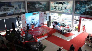 Mẫu xe Mitsubishi Pajero Sport 2017 ra mắt tại đại lý Đắk Lắk