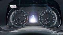 Cụm đồng hồ hiển thị thông số kỹ thuật trên Hyundai Kona