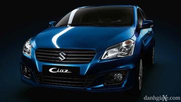 Danh gia so bo Suzuki Ciaz 2018