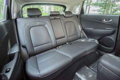 Hàng ghế thứ hai trên Hyundai Kona 2021