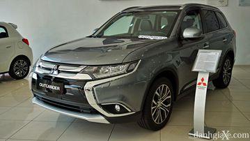Đánh giá sơ bộ xe Mitsubishi Outlander 2020