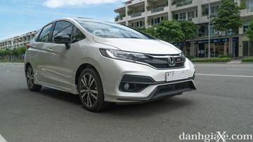 """Honda Jazz 2019 chính thức """"lên kệ"""" tại thị trường Việt Nam"""