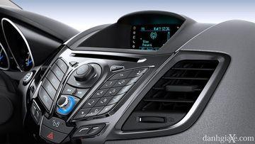 Danh gia so bo Ford Fiesta 2019