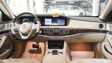 Danh gia so bo xe Mercedes-Benz S-Class 2018