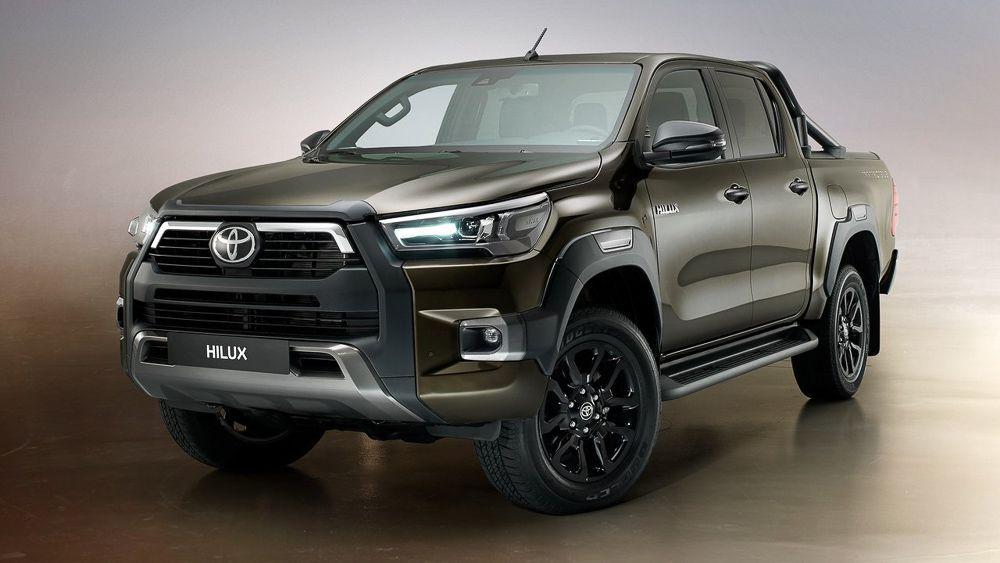Đánh giá sơ bộ xe Toyota Hilux 2021