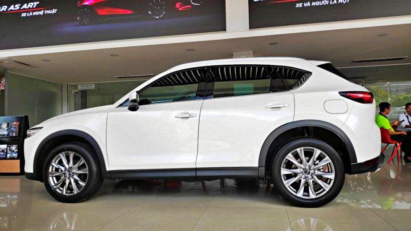 đanh Gia Sơ Bộ Xe Mazda Cx 5 2020