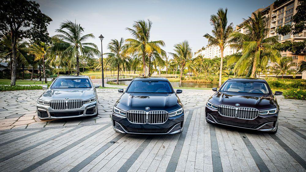 Đánh giá sơ bộ xe BMW 7-Series 2021