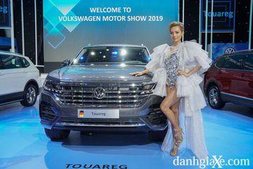 Danh gia so bo xe Volkswagen Touareg 2020