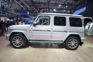 Danh gia so bo xe Mercedes-Benz G-Class 2020