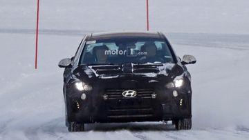 Hyundai Sonata 2018 dự kiến sẽ được trình làng vào cuối năm nay